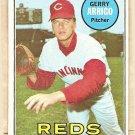 1969 Topps baseball card #213 (B) Gerry Arrigo VG/EX
