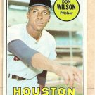 1969 Topps baseball card #202 Don Wilson EX/NM