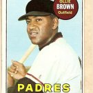 1969 Topps baseball card #149 Ollie Brown EX