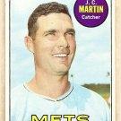1969 Topps baseball card #112 J. C. Martin G/VG