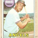 1969 Topps baseball card #157 Bob Rodgers VG