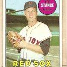 1969 Topps baseball card #148 Lee Stange VG/EX