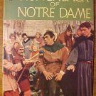 Dell comic book - The Hunchback of Notre Dame Four Color #854 Fine-
