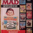 The Worst From Mad Magazine #4 1961 VG condition - includes 8 page comic section!