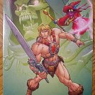 Masters of the Universe preview promo comic book by Image Comics NM/M w/ He-Man