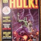 The Hulk comic book magazine #14 1978 VG w/ Moon Knight
