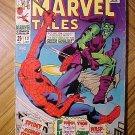 Marvel Comics Marvel Tales #12 1967 VG Spider-man vs Green Goblin