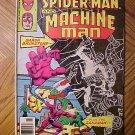 Marvel Team-Up #99 1980 Spider-man & Machine Man VG