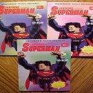 1940's Fleischer Superman cartoons on CD-ROM Vols. 1, 2, 3 MINT
