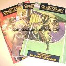 DC Comics comic book - Green Arrow The Longbow Hunters #'s 1, 2, 3 all NM/M Mike Grell 1987