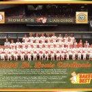 1996 St. Louis Cardinals Team photo card 8x10