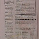 1999 St. Louis Cardinals Game Notes 'newspaper'. VG/EX condition.