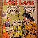 Superman's Girl Friend Lois lane comic book #35 1962 VG (small scuff on cover)