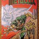 Future Comics - Metallix comic book #1 NM/M