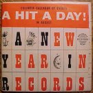 Columbia Calendar of Events - A Hit A Day preview 45 record