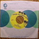 MGM 45 record - Spencer Barefoot - Lord, DJ version