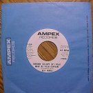 Ampex records promo 45 rpm, Bob Hinkle, Unborn Lullaby (Let your mind be your captain)