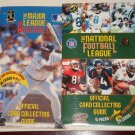 Baseball & Football card collecting guides - tips, guides, pricing, etc.