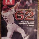 TV Guide magazine September 26, 1998 St. Louis Cardinal Mark McGwire blasts home run #62 VG/EX