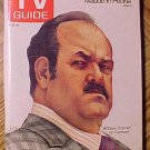 TV Guide magazine March 3, 1973 issue #540 William Conrad - Cannon VG/EX