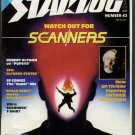 Starlog magazine #43 1981 Hulk episode guide, Scanners, Altered States, Popeye, NM