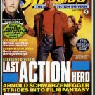 Starlog magazine #192 1993 Last Action Hero, Brent Spiner, Roddenbery, Jurassic Park, NM