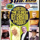 Starlog magazine #195 25 best Next Generation episodes, Demolition Man, EX/NM