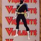 Postcard - 1983 Vigilante (comic book character) unused NM