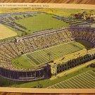 Postcard - Harvard Stadium, Cambridge Mass. UNused, EX/NM condition