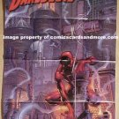 Daredevil poster, full size, NM/M, never displayed, folded, 2002