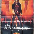 Witchblade, the TV series poster, full size, NM/M, never displayed, folded
