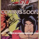 DragonBall GT poster, full size, NM/M, never displayed, folded, 2003