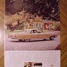 Magazine print ad - 1964 Cadillac