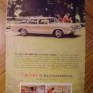 Magazine print ad - 1965 Oldsmobile station wagon Vista Cruiser