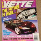 Vette Magazine - Leading Chevy Corvette Publication May 1992 - Sting Ray III
