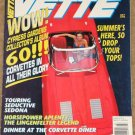 Vette Magazine - Leading Chevy Corvette Publication July 1993 Cyress gardens, convertibles