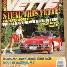 Vette Magazine - Leading Chevy Corvette Publication April 1992 - pricing report, Z07, Q-jets