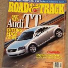 Road & Track magazine November 1998 Audi TT, Chrysler 300M vs Audi A6 vs Lexus GS300
