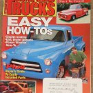 Custom Classic Trucks magazine December 1998 easy How-tos cooling systems disc brakes power windows