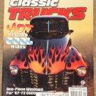 Classic Trucks magazine January 1999 air bag kits, power door locks, one piece windows
