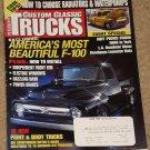 Custom Classic Trucks magazine June 1998 radiators & waterpumps, 10 paint & body tricks