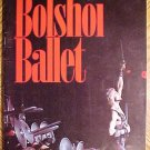 1970's Bolshoi Ballet theater program, color & B/W, 40 pages