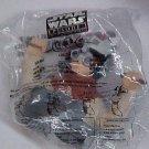 Star Wars Episode 1 Phantom Menace Anakin Skywalker cup topper, 1999 Taco Bell, MIP