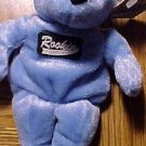Steve McNair Salvino Rookie Bammer bear, Limited Numbered Edition - #1238/1995, MINT