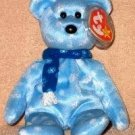 "Ty Beanie Baby 1999 Holiday Teddy Bear, 15"" tall, MINT w/ original tag"