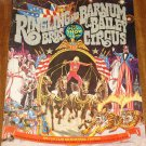1976 Ringling Brothers Barnum & Bailey Circus souvenir program - Bicentennial edition, EX/NM