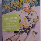 Super Mario (Lemieux) 5 METAL hockey card set, MIB, never opened, Metallic Impressions