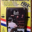 Sports Sounds Audio trading cards & player - The Rock, 2000, MIP, WWF, WWE, Wrestling