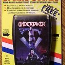 Sports Sounds Audio trading cards & player - The UnderTaker, 2000, MIP, WWF, WWE, Wrestling