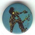 The New Mutants Warlock pin button, NM, 1985, X-men, marvel comics